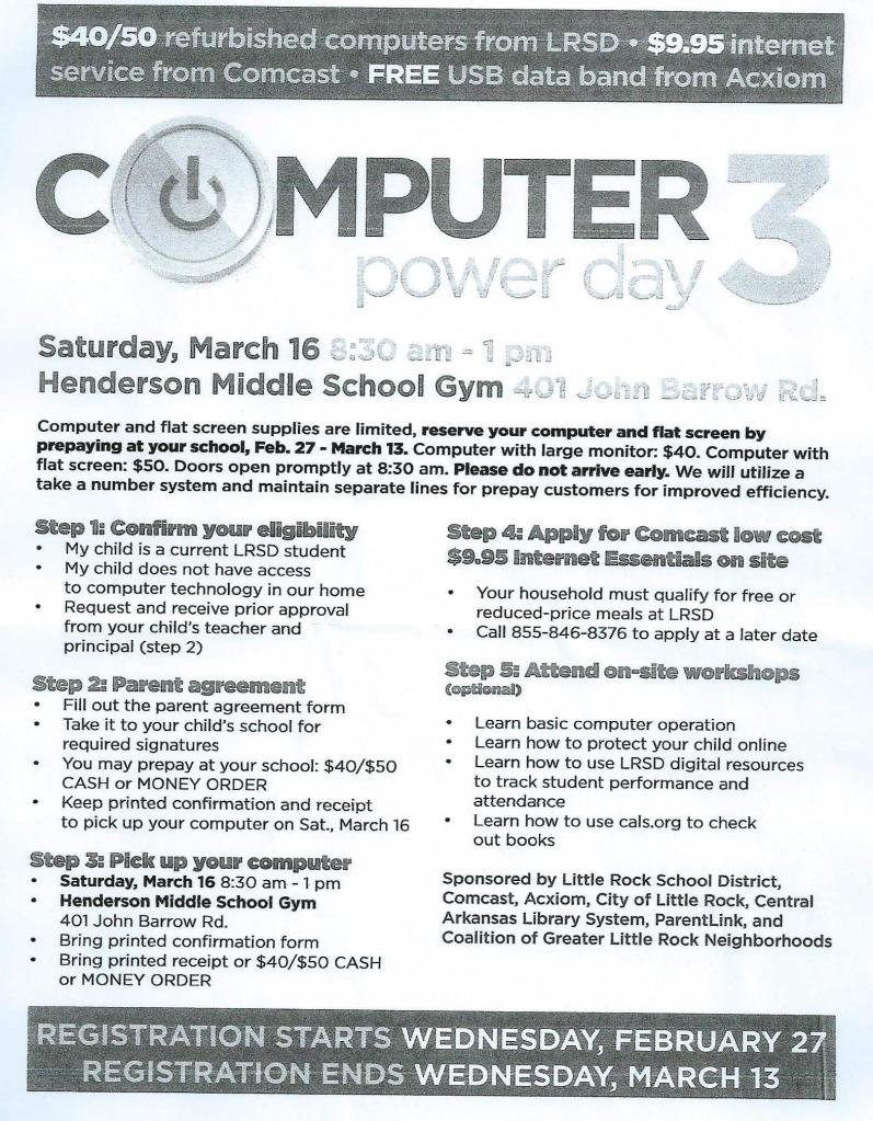 Computer Power Day