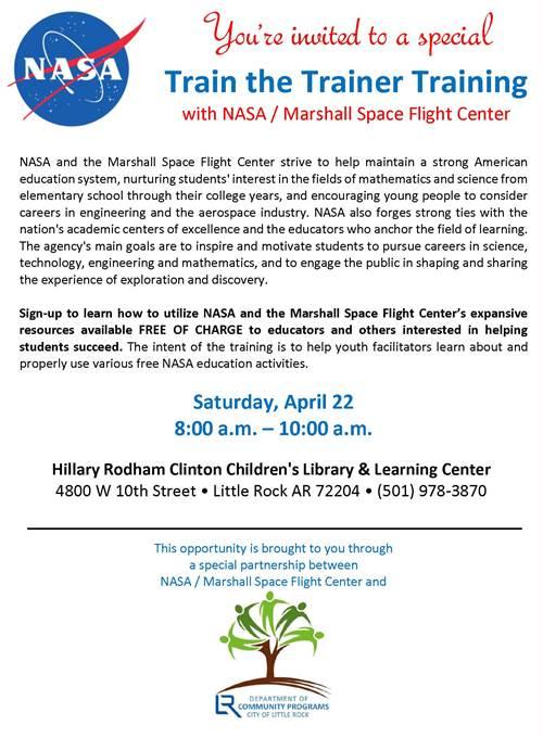 NASA Help
